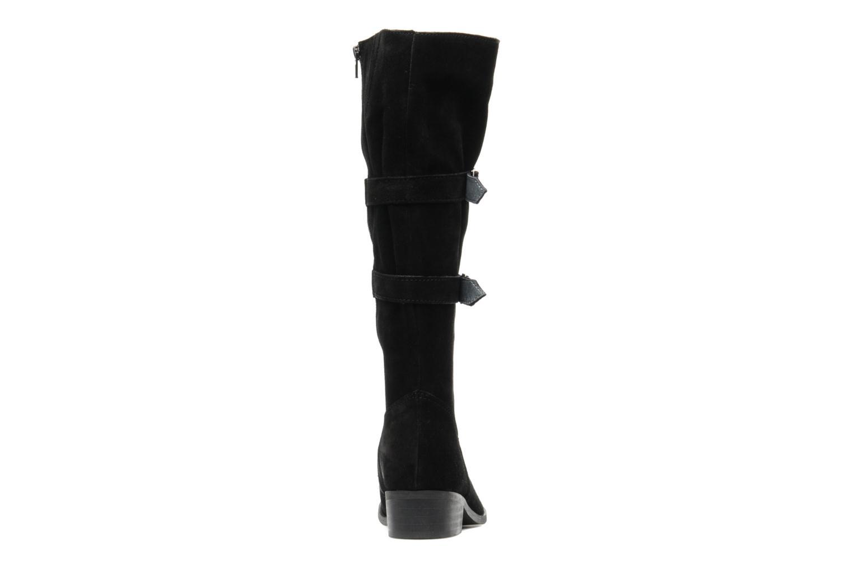 Stiefel Arima pour Elle Fidelia velours schwarz ansicht von rechts