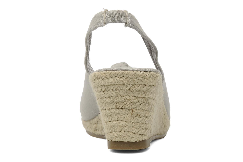 Sandali e scarpe aperte Refresh ABBESS Grigio immagine destra