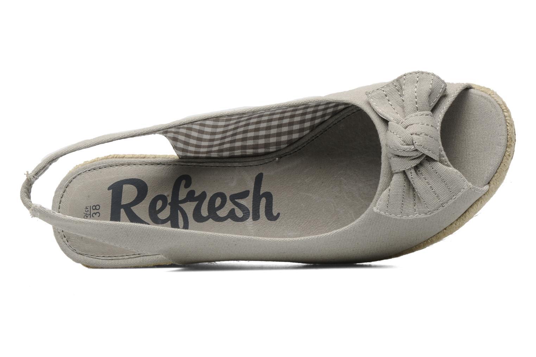 Sandali e scarpe aperte Refresh ABBESS Grigio immagine sinistra