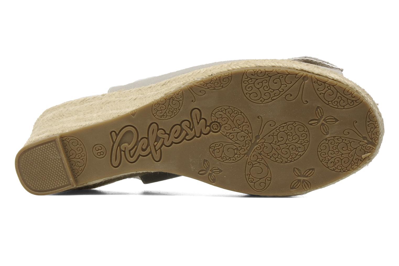 Sandali e scarpe aperte Refresh ABBESS Grigio immagine dall'alto
