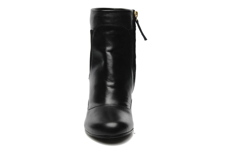 Bottines et boots Vicini Pluina Noir vue portées chaussures