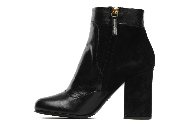 Bottines et boots Vicini Pluina Noir vue face