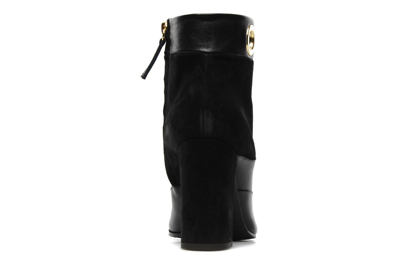 Boots en enkellaarsjes Vicini Pluina Zwart rechts