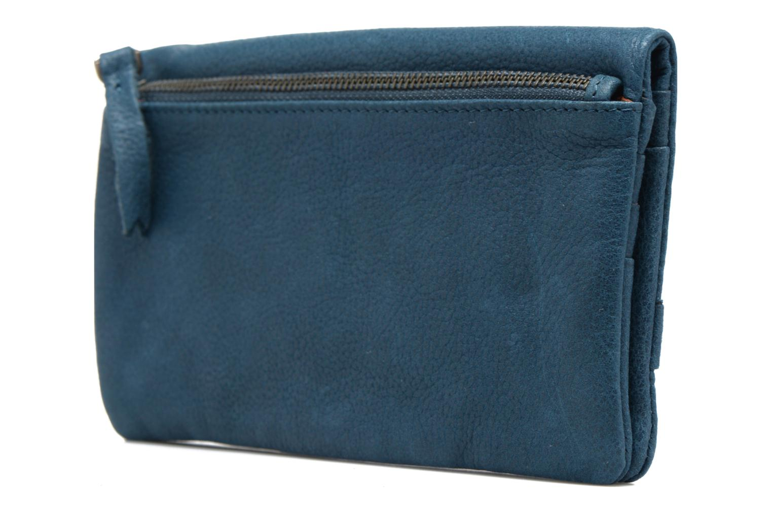 Wallets & cases Nat & Nin Lili Blue view from the right