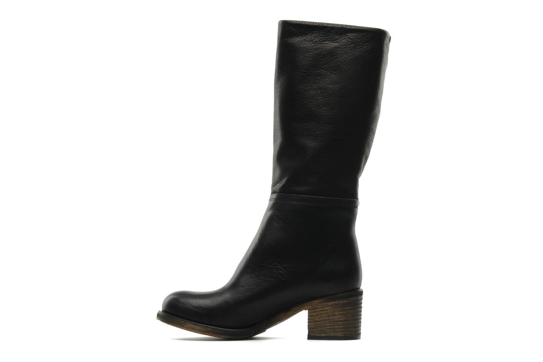 Boots & wellies Georgia Rose Vivan Black front view