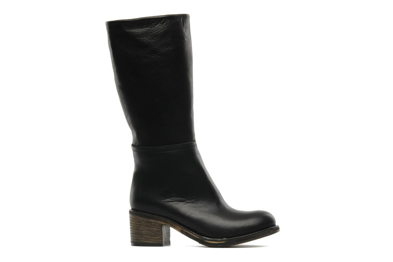 Boots & wellies Georgia Rose Vivan Black back view
