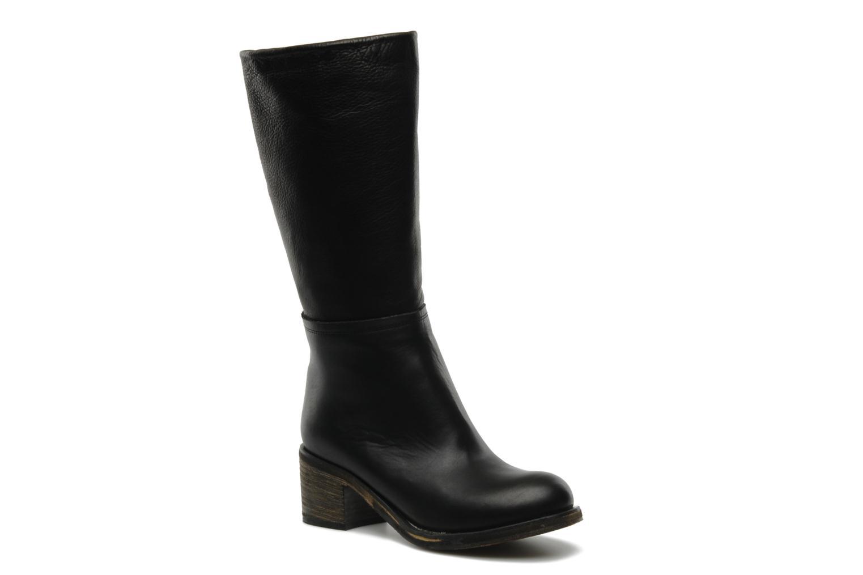 Boots & wellies Georgia Rose Vivan Black detailed view/ Pair view