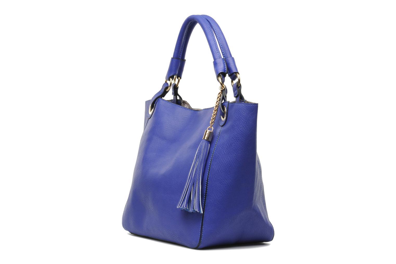 Handbags Georgia Rose Barnabé Blue model view
