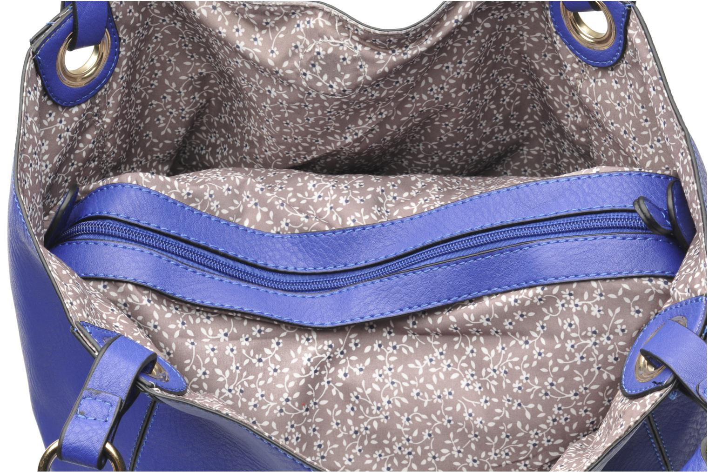 Handbags Georgia Rose Barnabé Blue back view