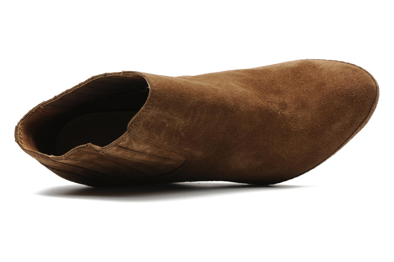 Boots en enkellaarsjes KG By Kurt Geiger Wish Bruin links