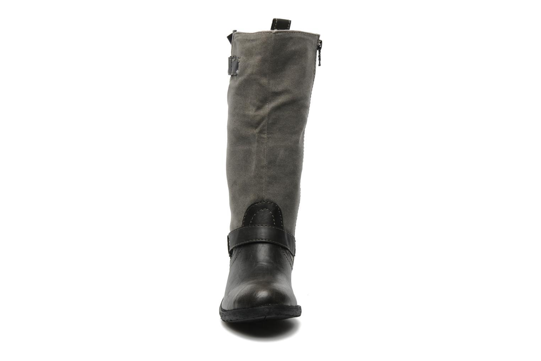 Bottines et boots Xti Wilta Noir vue portées chaussures