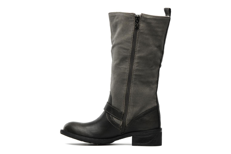 Bottines et boots Xti Wilta Noir vue face
