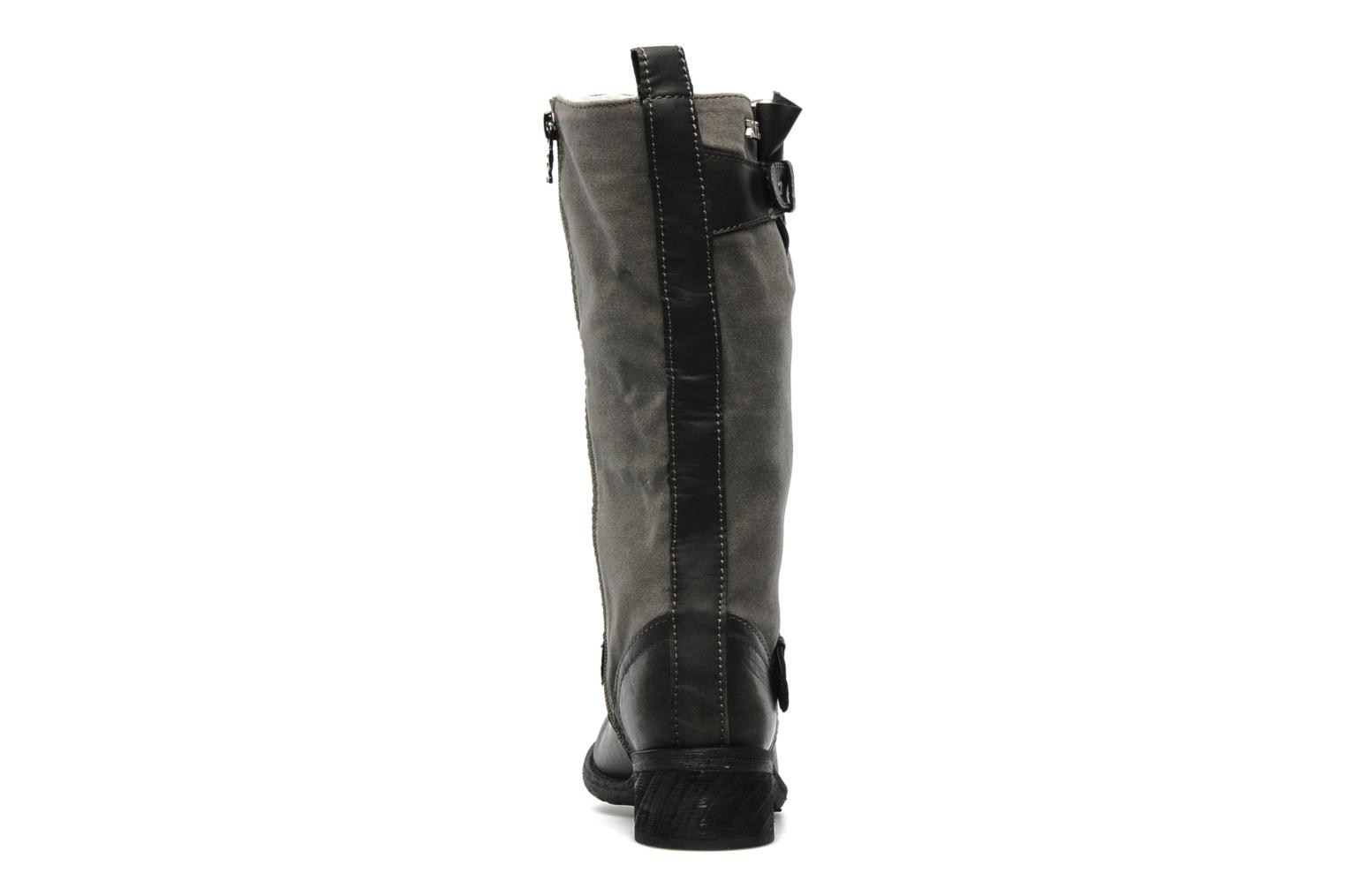 Ankle boots Xti Wilta Black view from the right