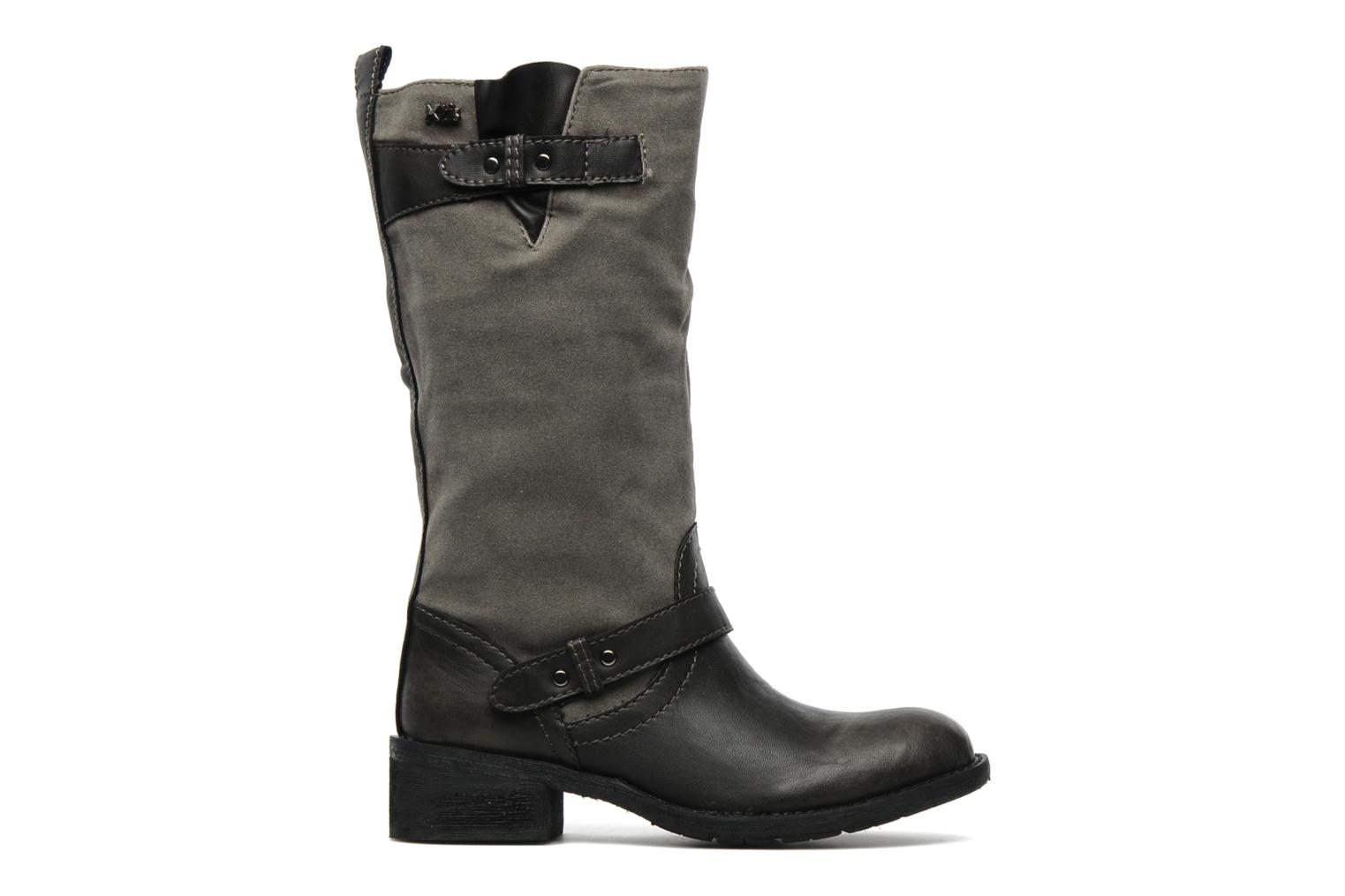 Ankle boots Xti Wilta Black back view