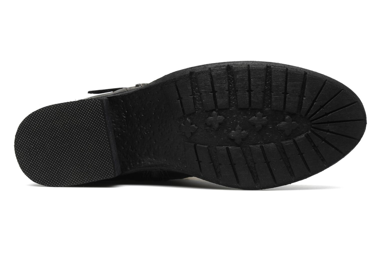 Bottines et boots Xti Wilta Noir vue haut