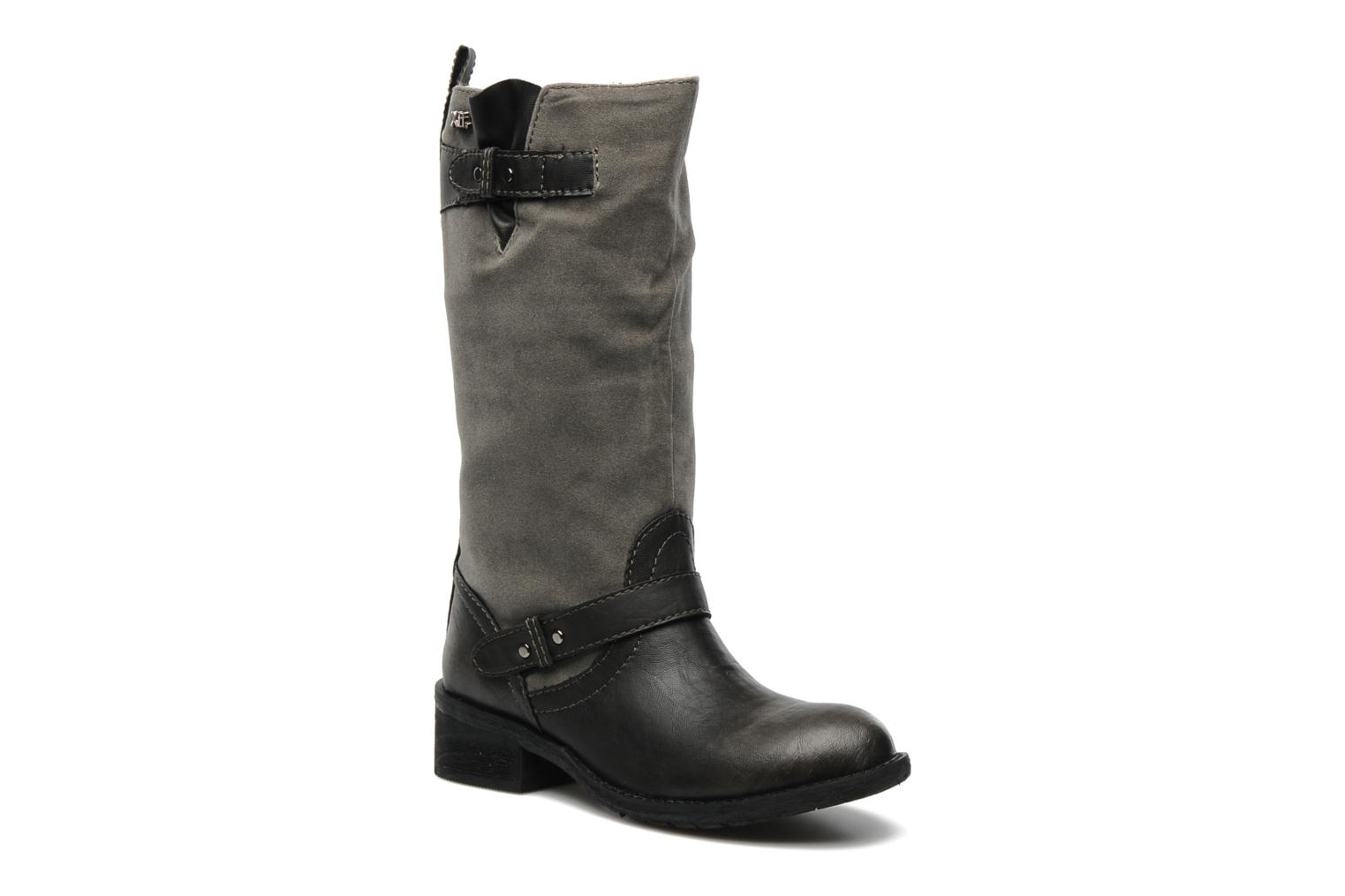 Ankle boots Xti Wilta Black detailed view/ Pair view