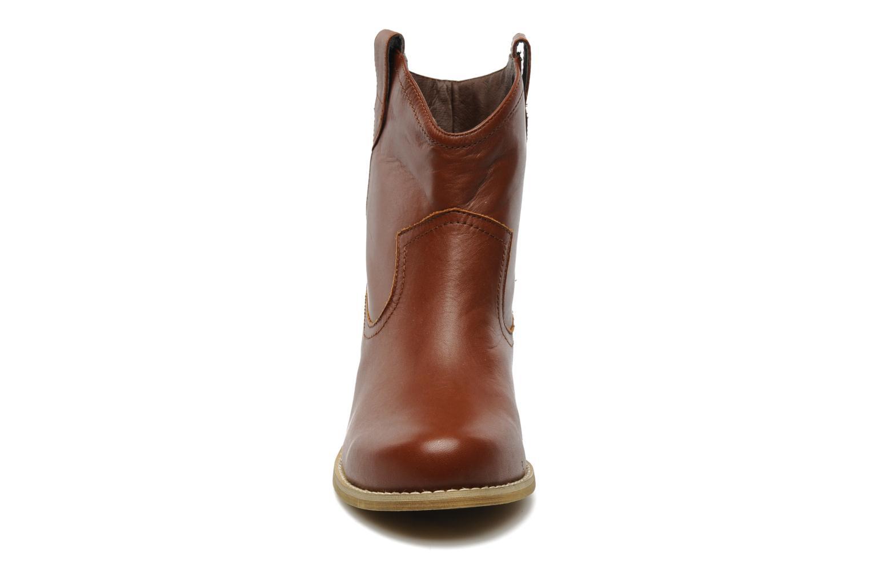 Bottines et boots Xti Tristo Marron vue portées chaussures