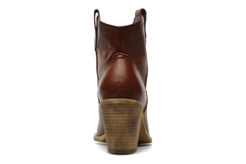 Bottines et boots Xti Tristo Marron vue droite