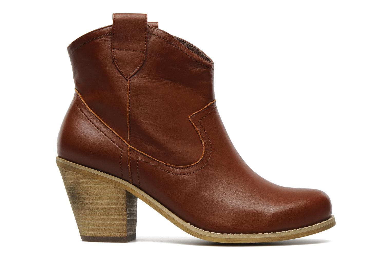 Bottines et boots Xti Tristo Marron vue derrière