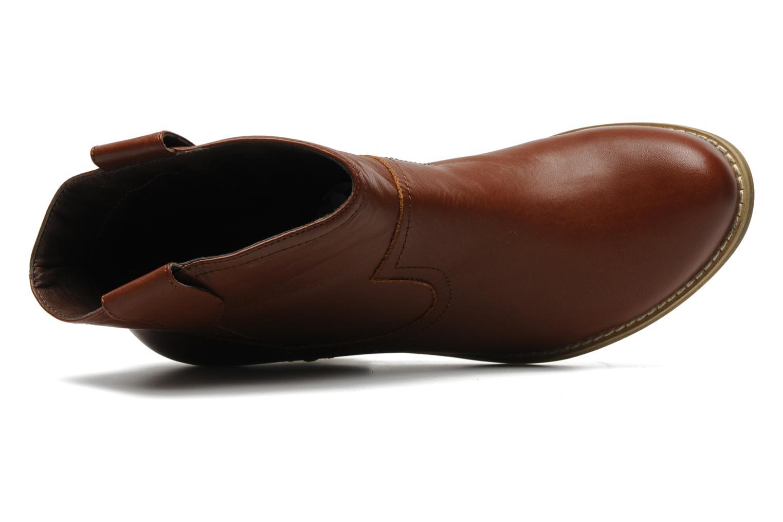 Bottines et boots Xti Tristo Marron vue gauche