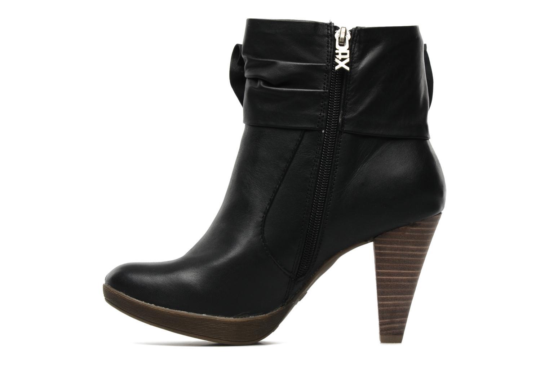 Boots en enkellaarsjes Xti Domitillia Zwart voorkant