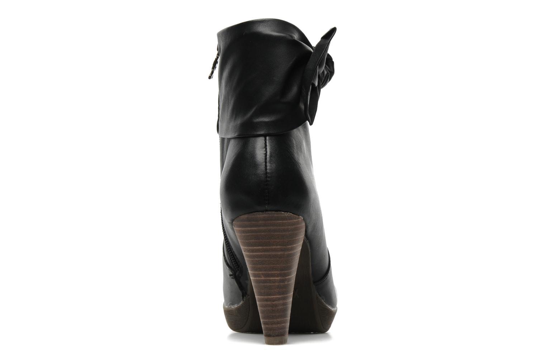 Boots en enkellaarsjes Xti Domitillia Zwart rechts