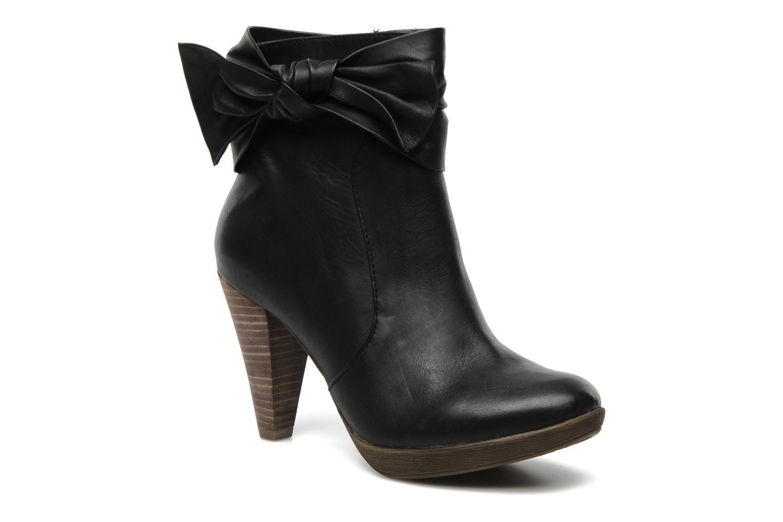 Boots en enkellaarsjes Xti Domitillia Zwart detail