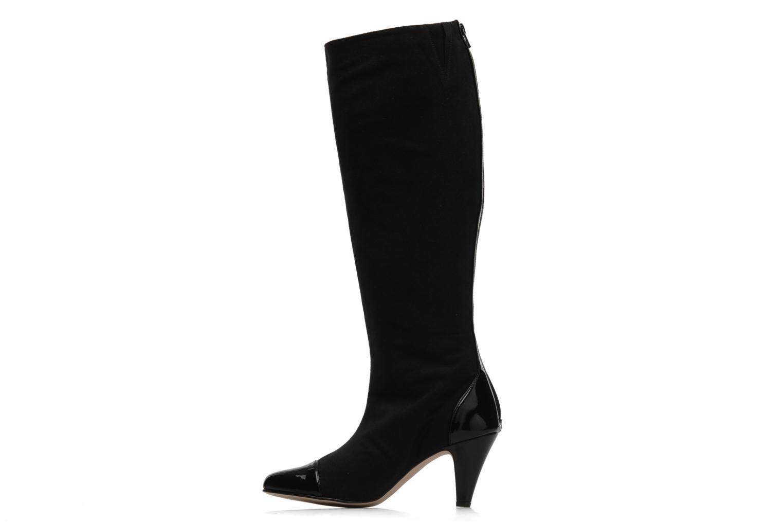 Laarzen Beyond Skin LEROY Zwart voorkant