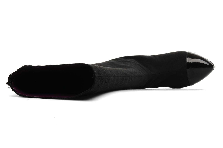 Laarzen Beyond Skin LEROY Zwart links