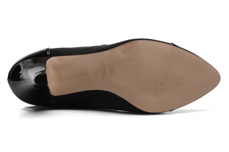 Stiefel Beyond Skin LEROY schwarz ansicht von oben