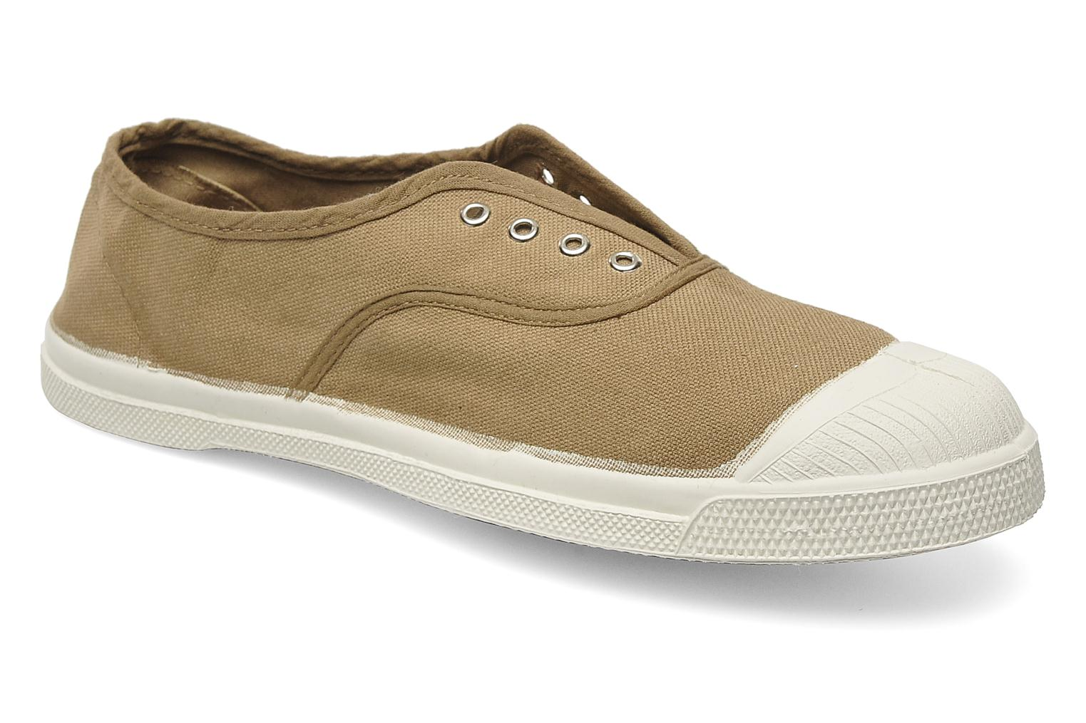 Bensimon Tennis Elly Marron 4XC5Qrx4