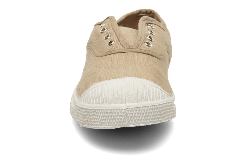 Sneaker Bensimon Tennis Elly beige schuhe getragen