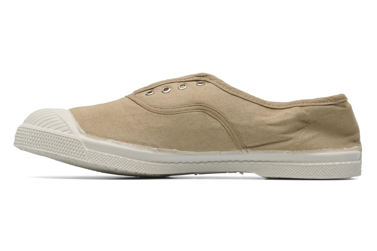 Baskets Bensimon Tennis Elly Beige vue face