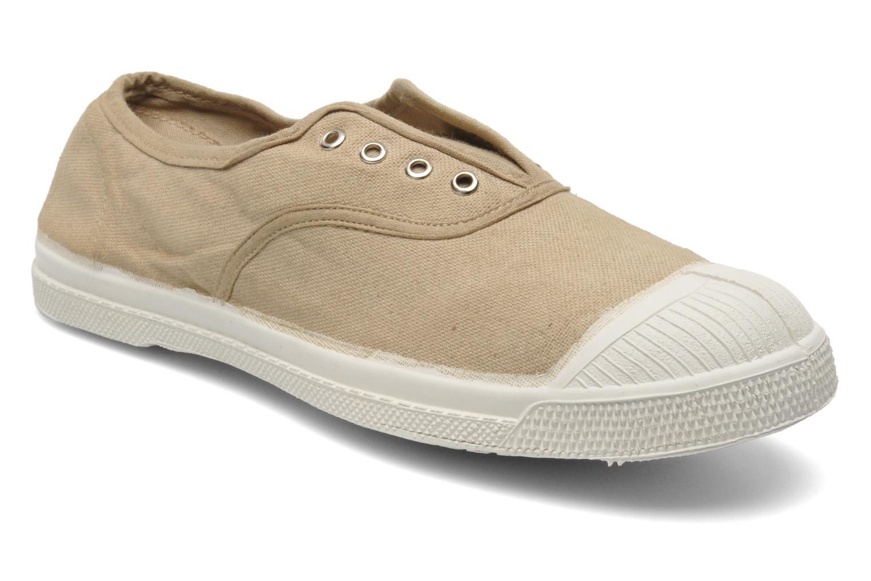 Sneakers Bensimon Tennis Elly Beige detaljeret billede af skoene