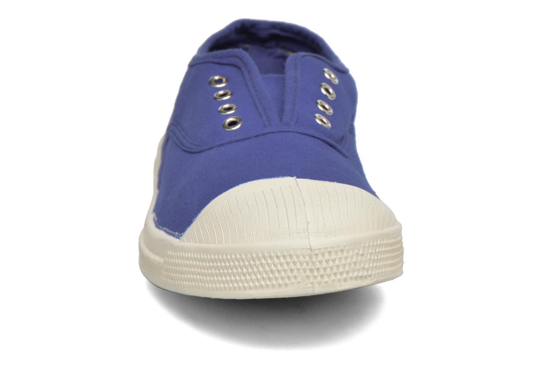 Deportivas Bensimon Tennis Elly Azul vista del modelo