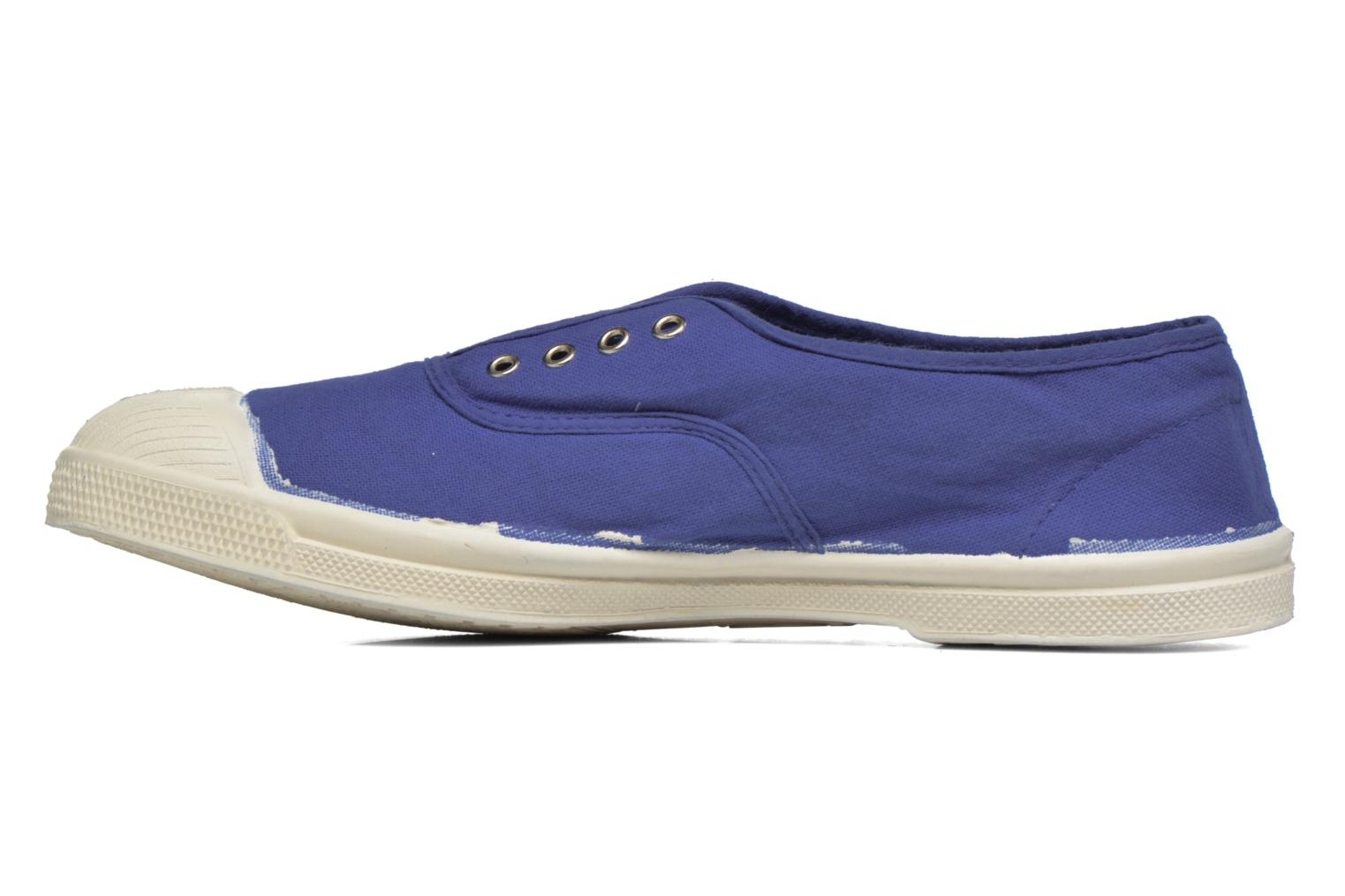 Sneakers Bensimon Tennis Elly Azzurro immagine frontale