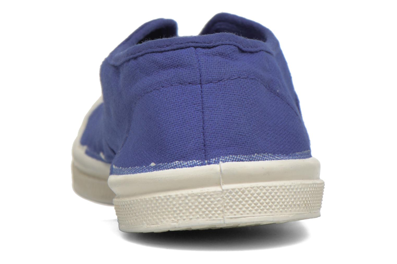 Sneaker Bensimon Tennis Elly blau ansicht von rechts