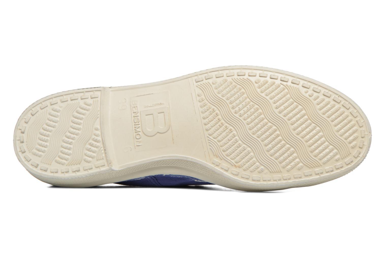 Sneaker Bensimon Tennis Elly blau ansicht von oben