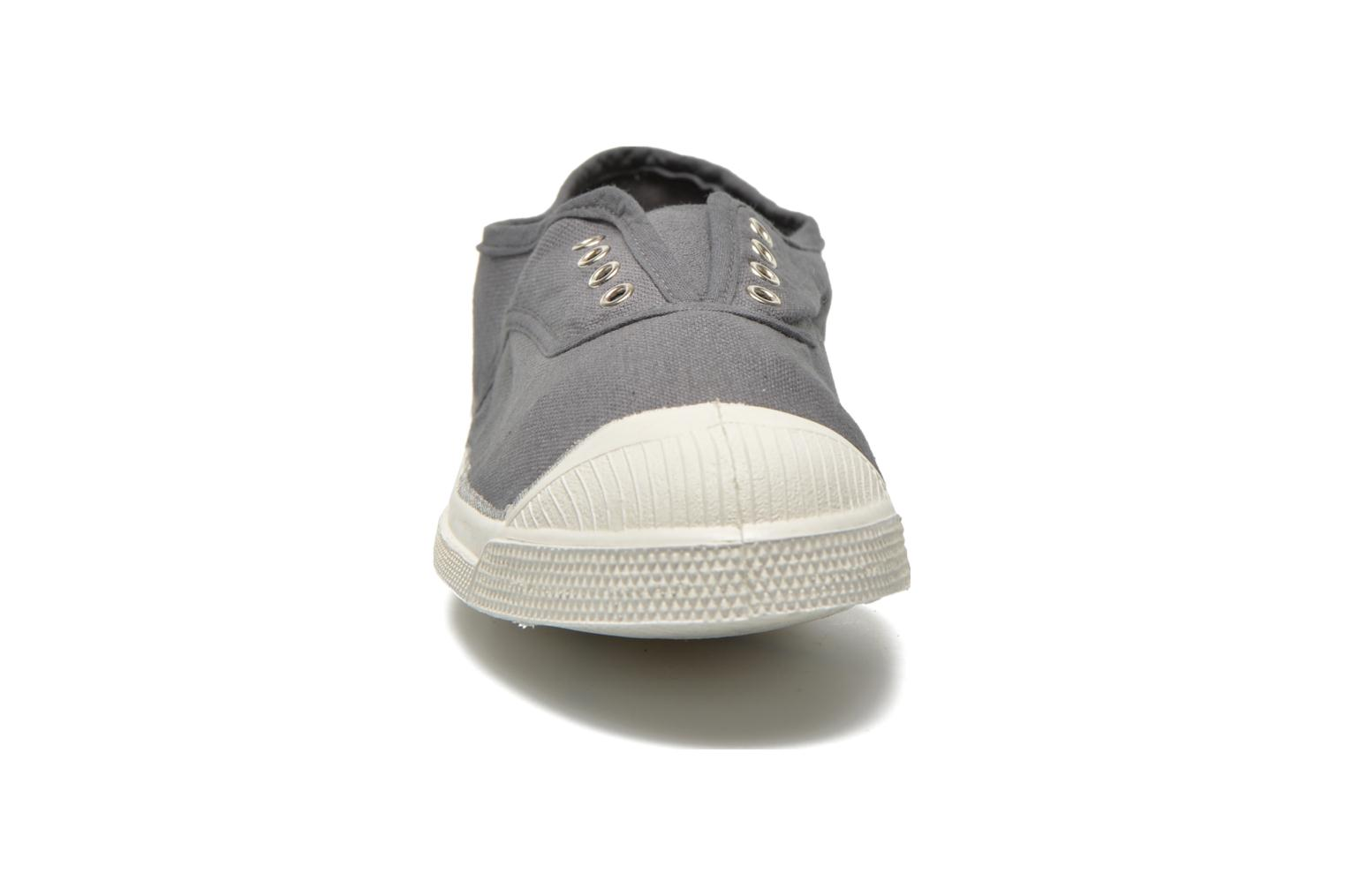 Trainers Bensimon Tennis Elly Grey front view