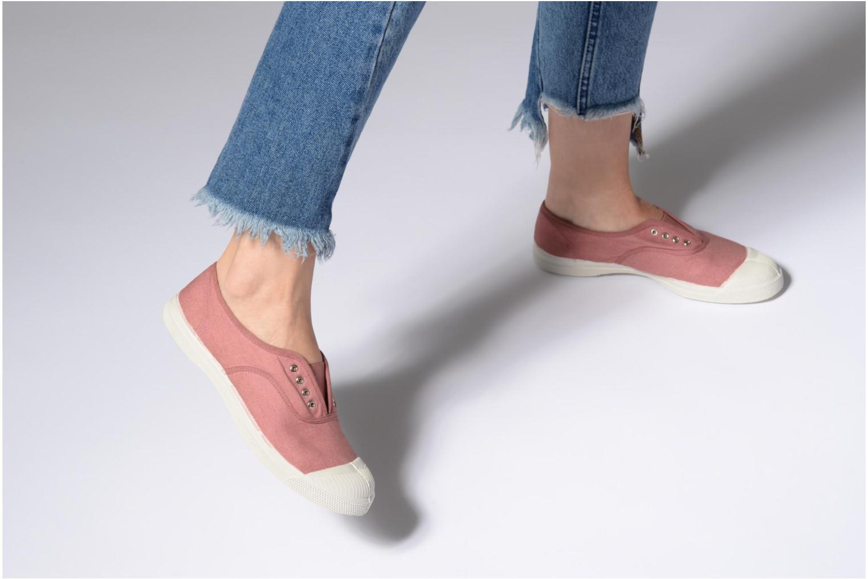 Sneakers Bensimon Tennis Elly Roze onder