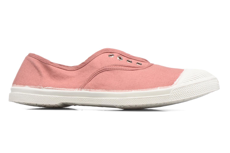 Sneakers Bensimon Tennis Elly Roze achterkant