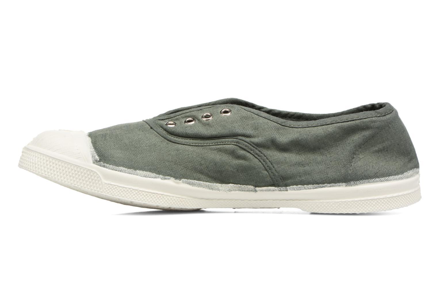 Trainers Bensimon Tennis Elly Green front view