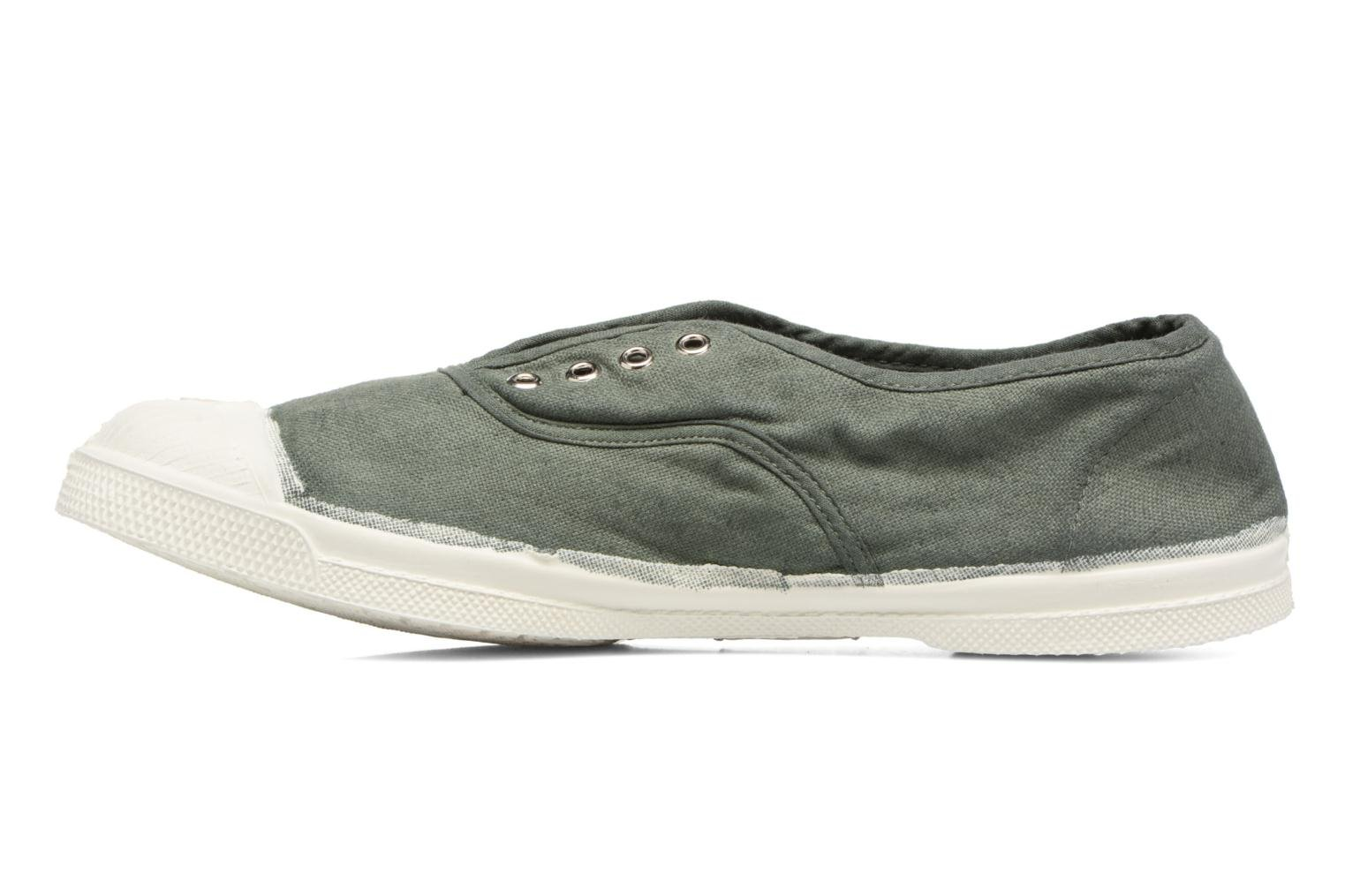 Sneakers Bensimon Tennis Elly Verde immagine frontale