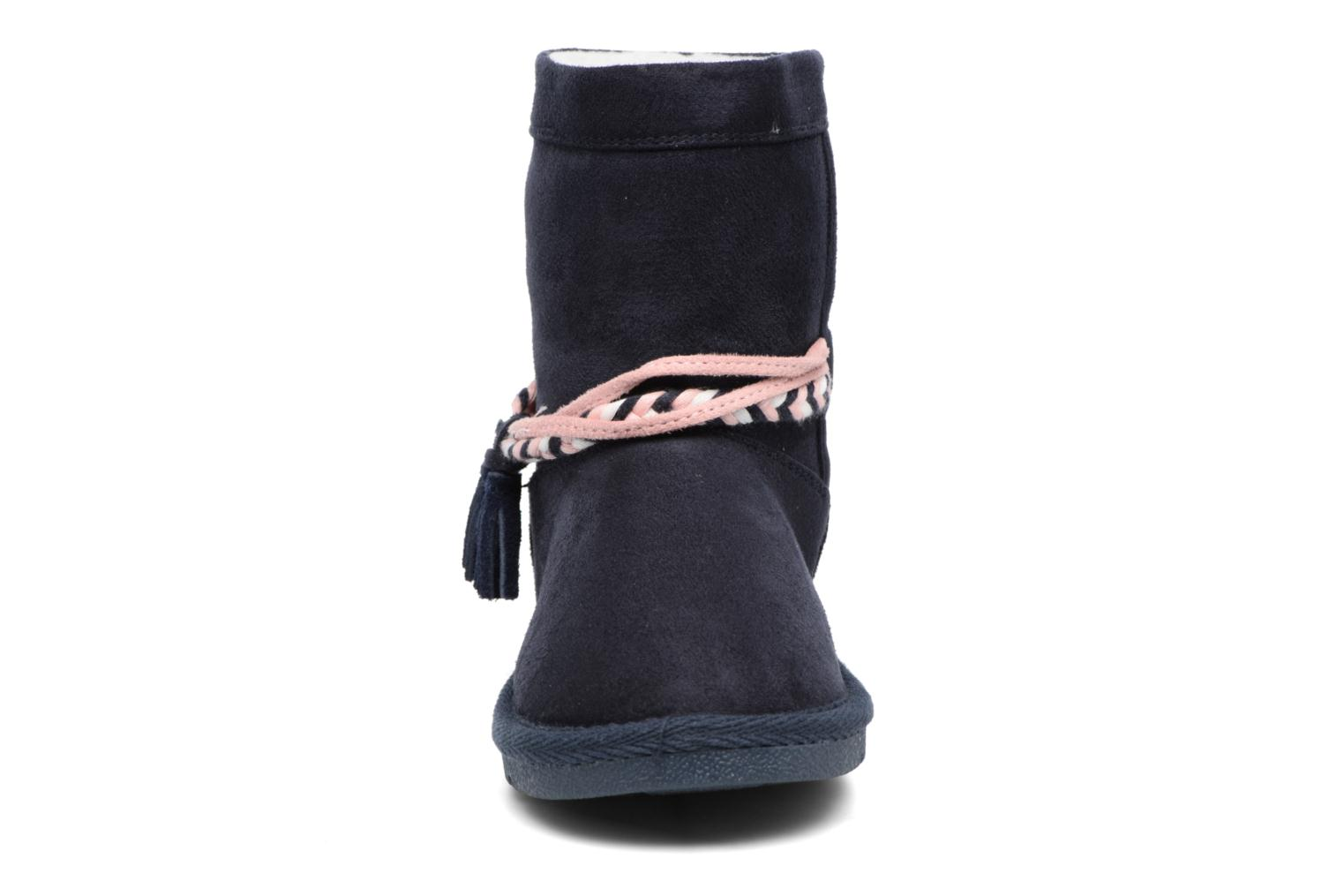 Ankle boots Chicco CERVINIA Blue model view