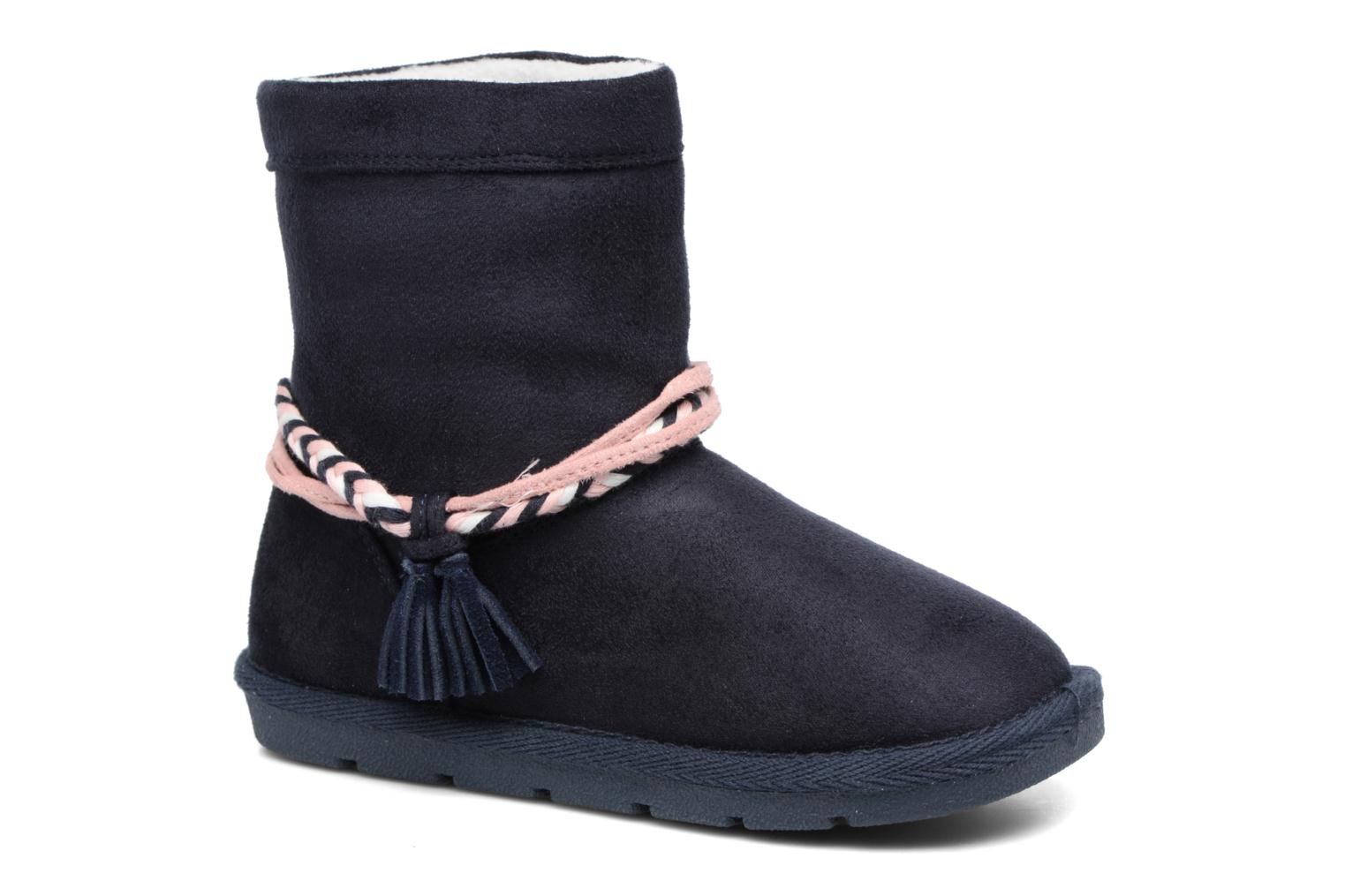 Ankle boots Chicco CERVINIA Blue detailed view/ Pair view