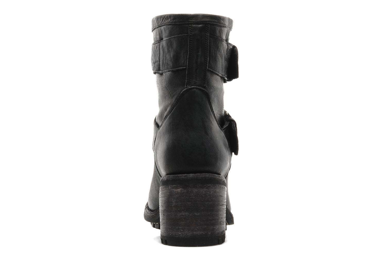 Boots en enkellaarsjes Free Lance Biker 7 Mini Strap Zwart rechts