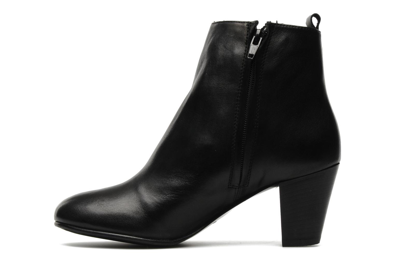 Boots en enkellaarsjes Georgia Rose Gettone Zwart voorkant