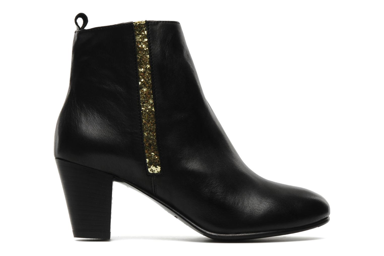 Boots en enkellaarsjes Georgia Rose Gettone Zwart achterkant