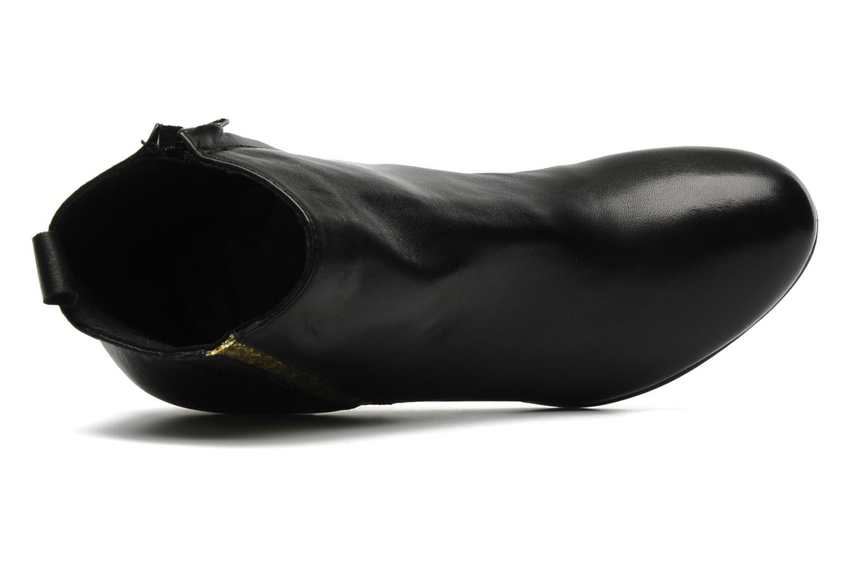 Boots en enkellaarsjes Georgia Rose Gettone Zwart links
