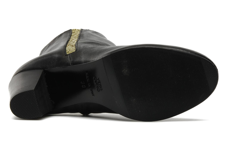 Gettone Vitello Black + Glitter Oro